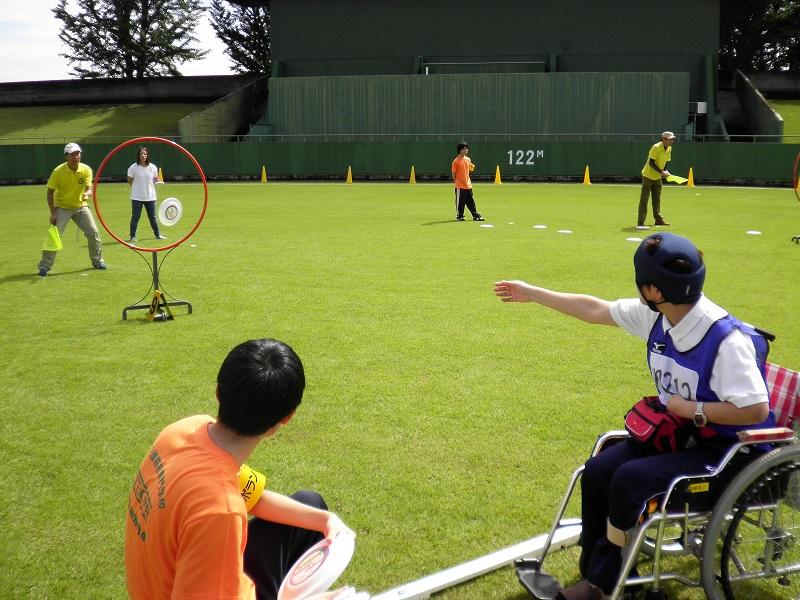 H28.9 栃木県障害者スポーツ大会